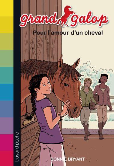 Couverture de «Pour l'amour d'un cheval»