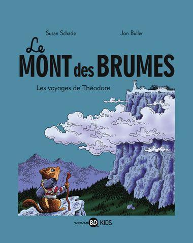 Couverture de «Les voyages de Théodore»