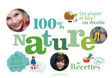 Couverture de «100 % nature»