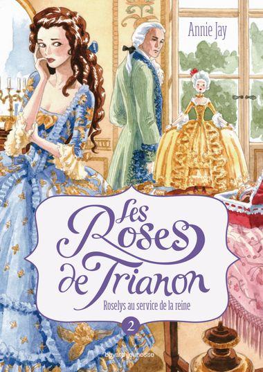 Couverture de «Roselys au service de la reine»