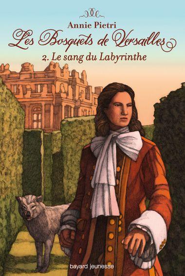 Couverture de «Le sang du labytinthe»