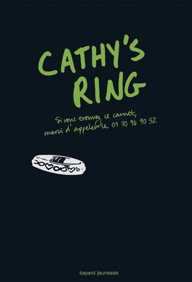 Couverture de «Cathy's ring (format souple)»
