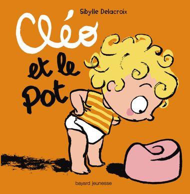 Couverture de «Cléo et le pot»