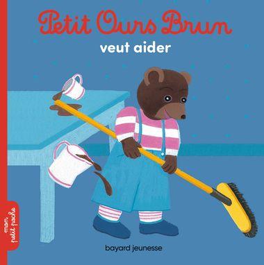 Couverture de «Petit Ours Brun veut aider»