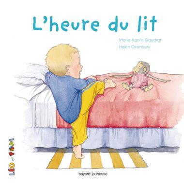 Couverture de «Léo et Popi – L'heure du lit»