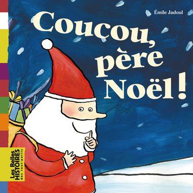 Couverture de «Coucou père Noël !»