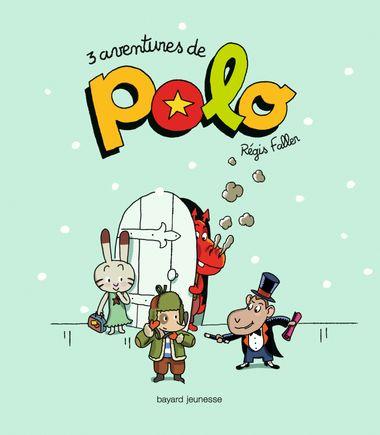 Couverture de «3 aventures de Polo»