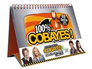 Couverture de «100 % Cobayes ! Vol. 1»