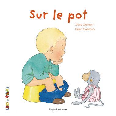 Couverture de «Léo et Popi – Sur le pot»