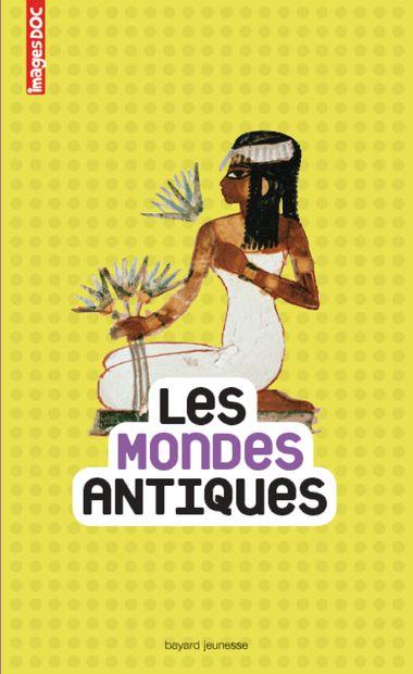 Couverture de «Les mondes antiques»