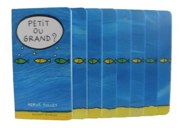 Couverture de « Petit ou grand ? »