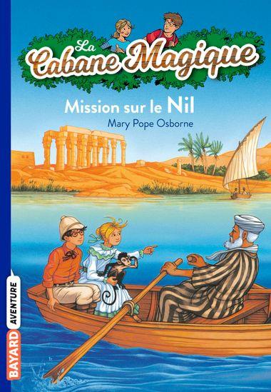 Couverture de «Mission sur le Nil»