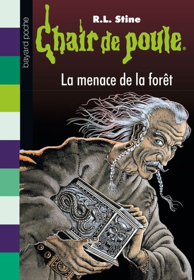 Couverture de « La menace de la forêt »