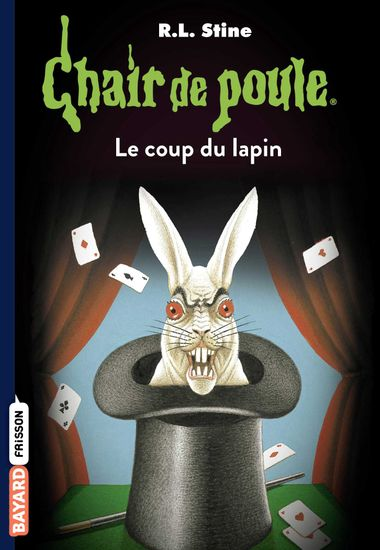 Couverture de «Le coup du lapin»