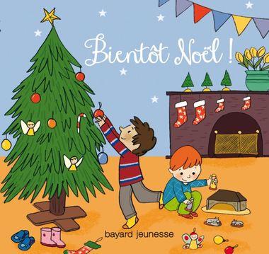 Couverture de «Bientôt Noël !»