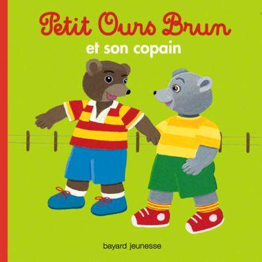 Couverture de «Petit Ours Brun et son copain»