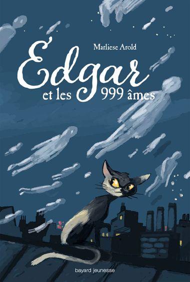 Couverture de «Edgar et les 999 âmes»