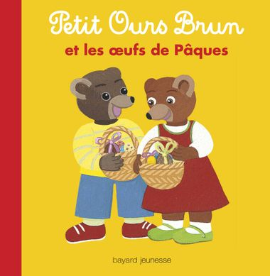 Couverture de «Petit Ours Brun et les œufs de Pâques»