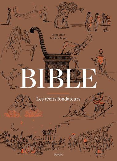 Couverture de «Bible – Les récits fondateurs»