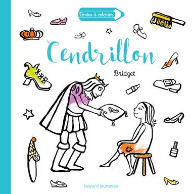 Couverture de « Cendrillon »