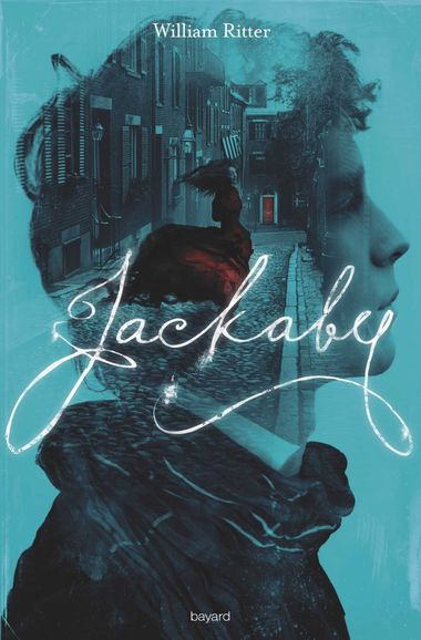 Couverture de « Jackaby »