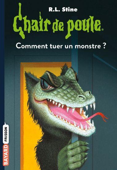 Couverture de « Comment tuer un monstre »