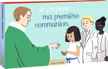 Couverture de «Je prépare ma première communion»