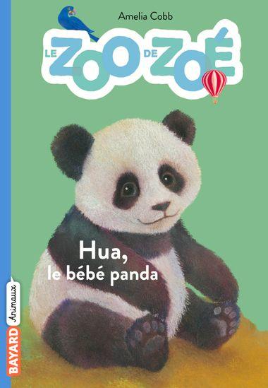 Couverture de «Hua, le bébé panda»