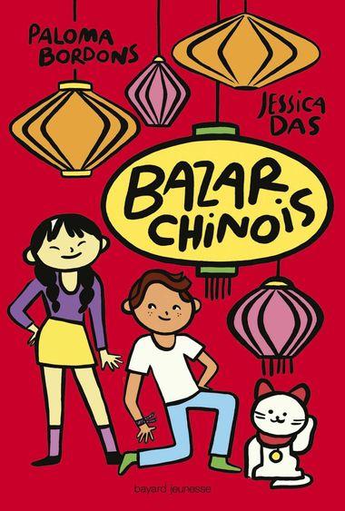 Couverture de «Bazar chinois»