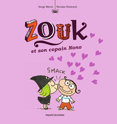 Couverture de «Zouk et son copain Nono»