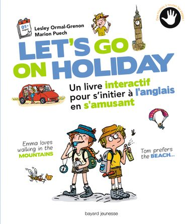 Couverture de «Let's go on holiday»
