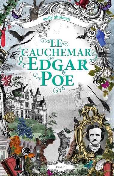 Couverture de «Le cauchemar Edgar Poe»