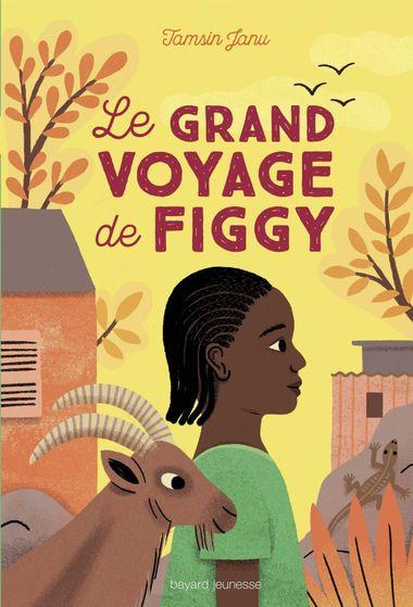 Couverture de «Le grand voyage de Figgy»