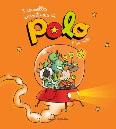 Couverture de «3 nouvelles aventures de Polo»