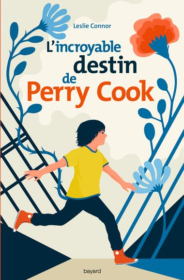 Couverture de « L'incroyable destin de Perry Cook »