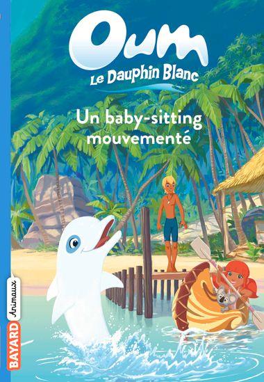 Couverture de «Un baby-sitting mouvementé»