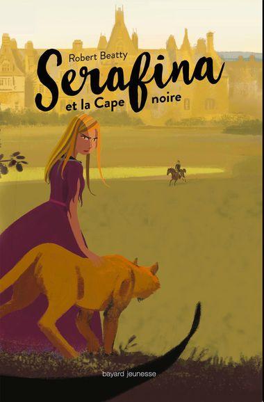 Couverture de «Serafina et la cape noire»