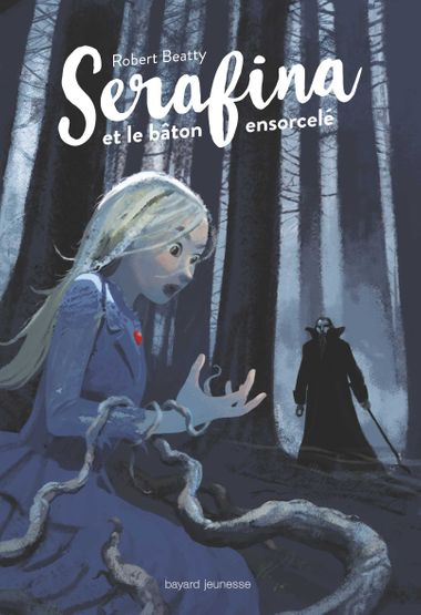 Couverture de «Serafina et le bâton ensorcelé»
