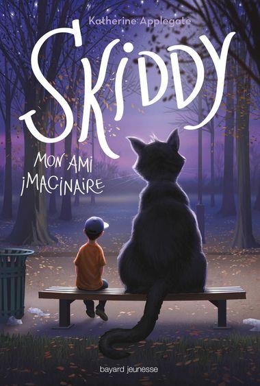 Couverture de «Skiddy, mon ami imaginaire»