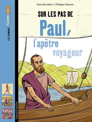 Couverture de «Sur les pas de Paul, l'apôtre voyageur»