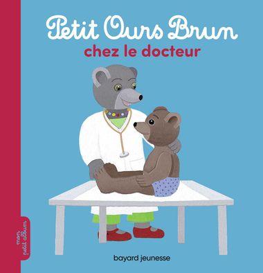Couverture de «Petit Ours Brun chez le docteur»