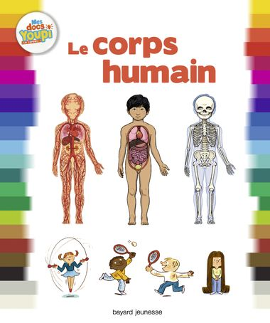 Couverture de «Le corps humain»