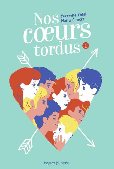 Couverture de «Nos cœurs tordus»