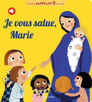 Couverture de «Je vous salue, Marie (livre sonore)»