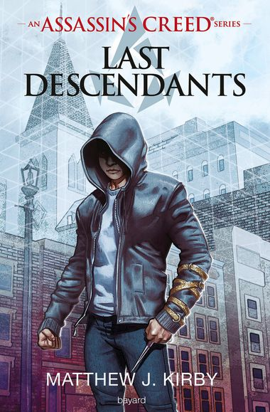 Couverture de « Last descendants »