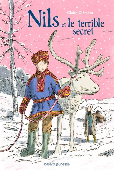 Couverture de « Nils et le terrible secret »