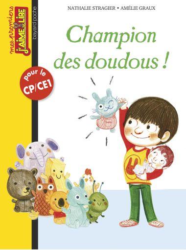 Couverture de «Champion des doudous»