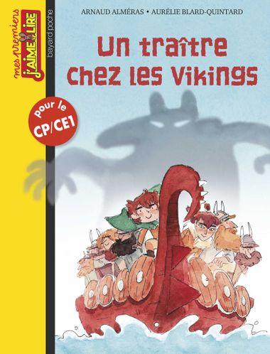Couverture de «Un traître chez les Vikings»