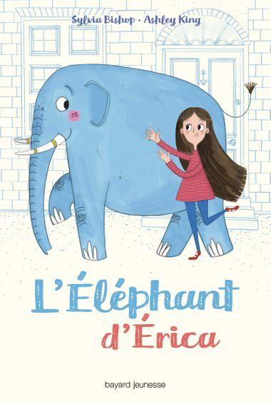 Couverture de «L'éléphant d'Erica»