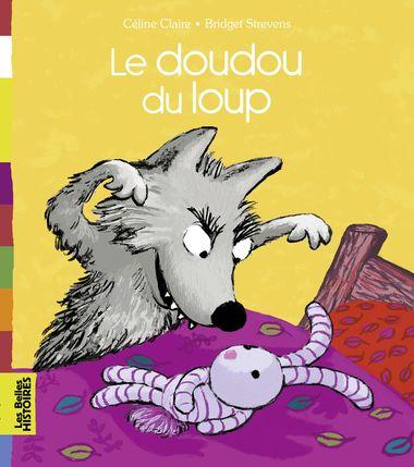 Couverture de «Le doudou du loup»